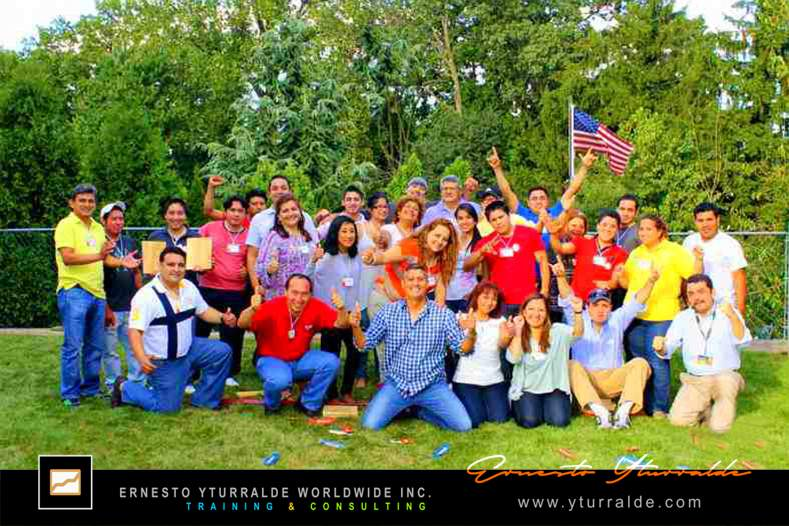 Miami Team Building & Outdoor Training | Ernesto Yturralde Worldwide Inc